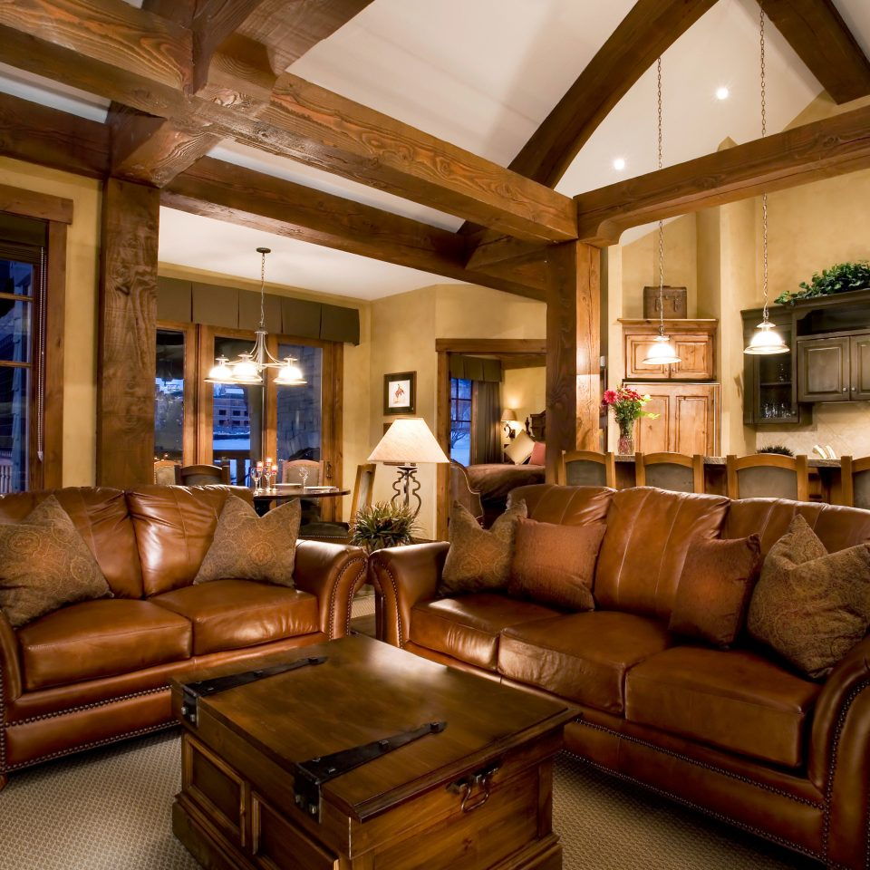 Lounge Luxury sofa living room property home brown seat cottage mansion Villa Suite leather tan