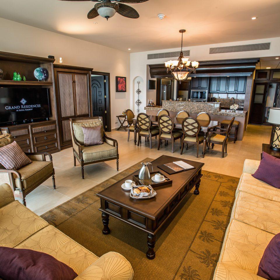 Lounge Luxury sofa living room property home Suite hardwood cottage recreation room condominium Villa