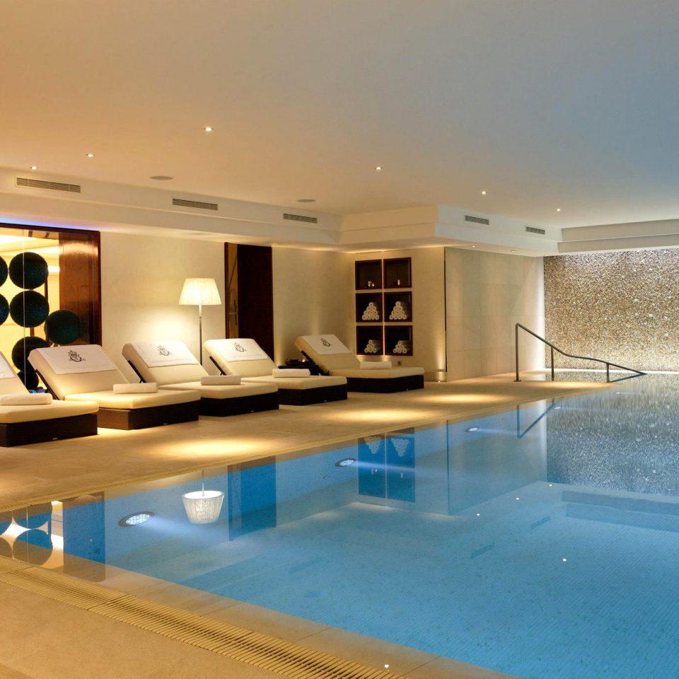 Lounge Modern Pool swimming pool property leisure centre Resort condominium
