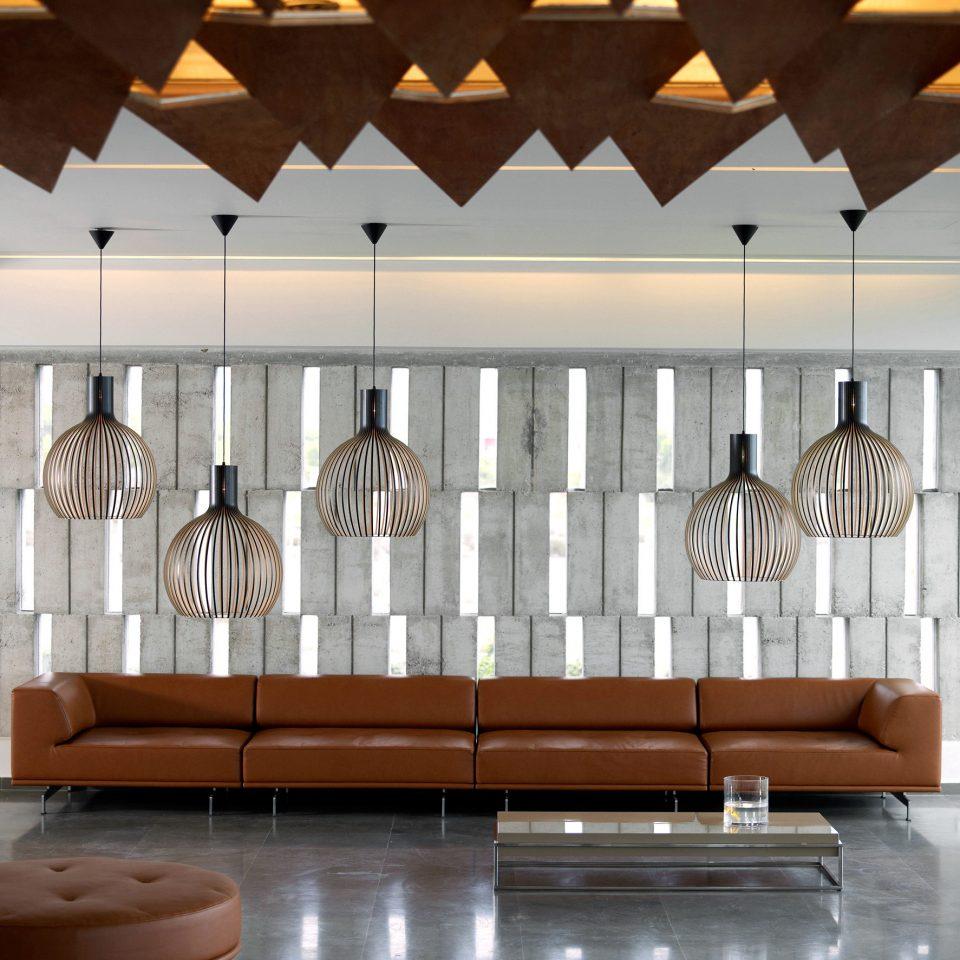 Lounge Resort living room lighting light fixture modern art