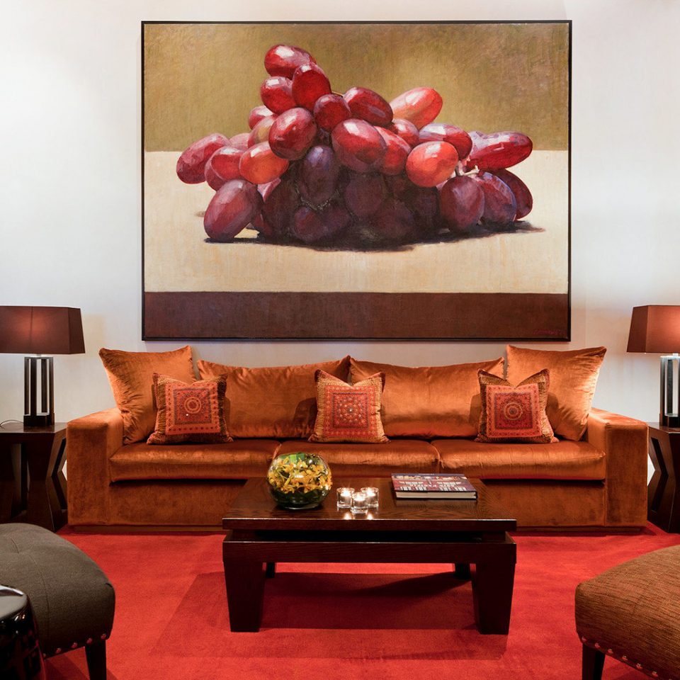 Lounge Resort sofa living room red home modern art Suite different flat arranged