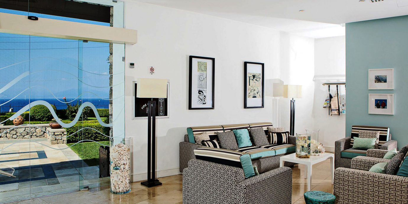 Luxury property living room home condominium