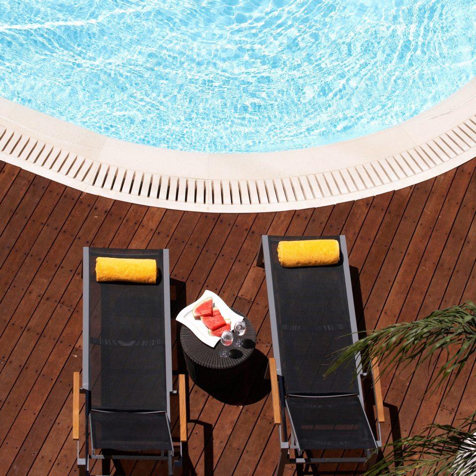 Luxury Modern Pool Romance Romantic leisure swimming pool