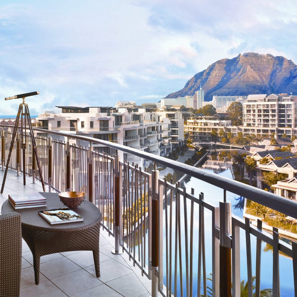 Luxury Modern Resort sky property walkway