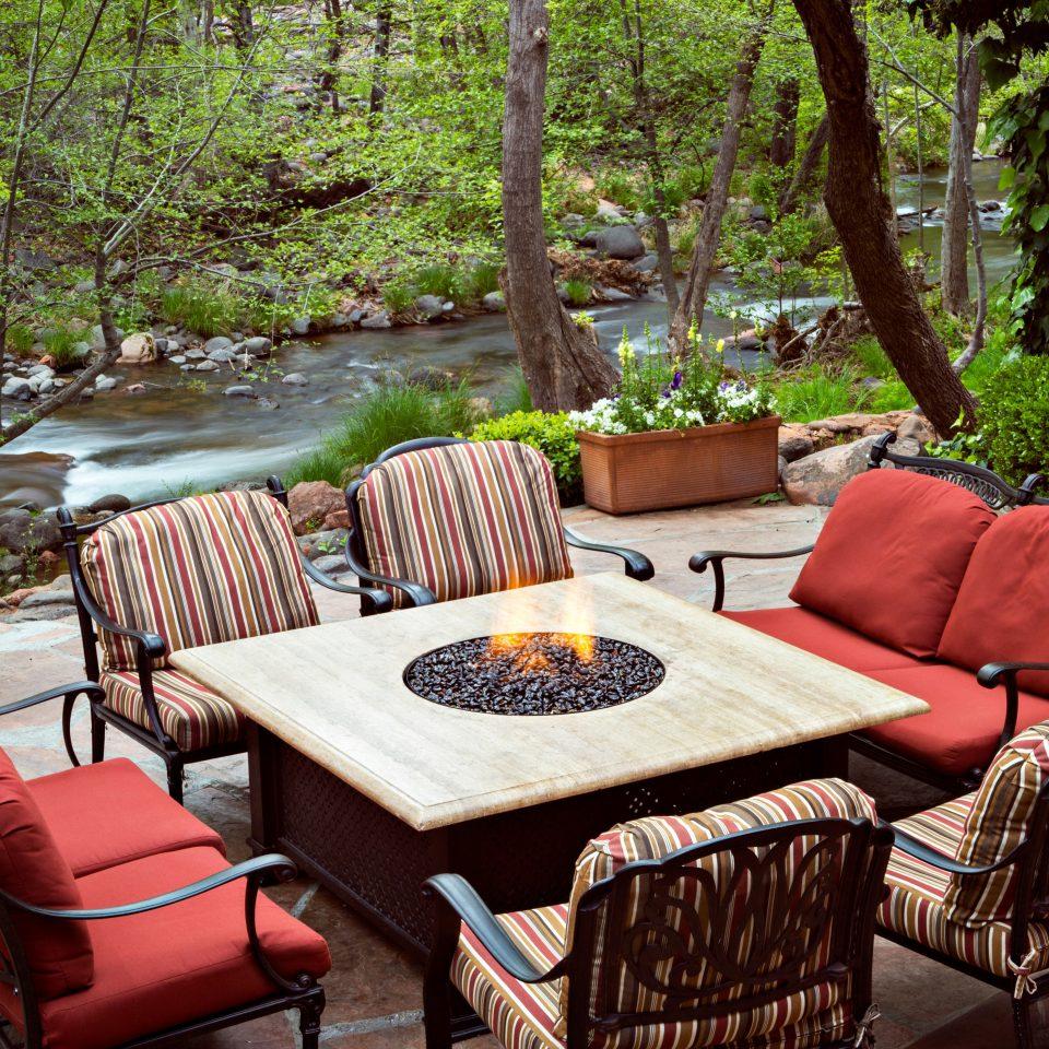 Luxury Outdoors Romance Romantic tree backyard outdoor structure yard Patio cottage Villa porch