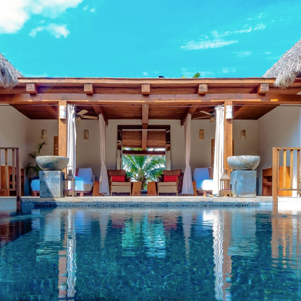 Luxury Pool swimming pool property Resort leisure building Villa mansion resort town home hacienda thermae