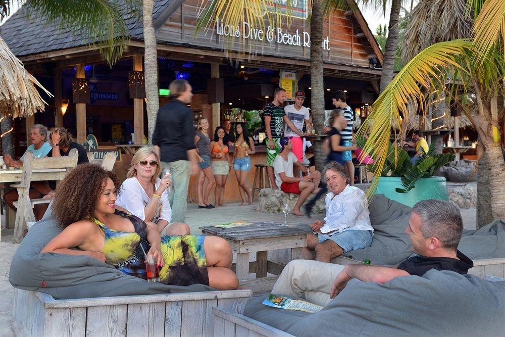 Luxury Tropical sitting Resort