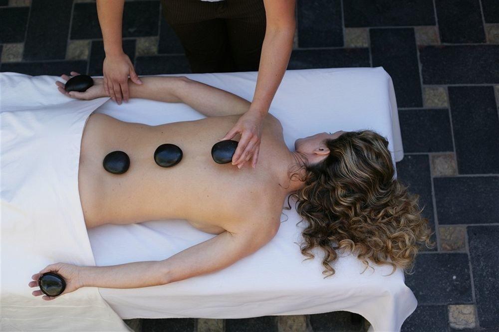 Luxury Romantic Spa human action hair leg hairstyle organ sense hand human body interaction neck