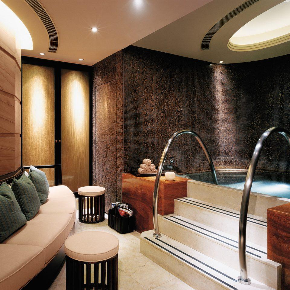 Luxury Spa Wellness Suite lighting