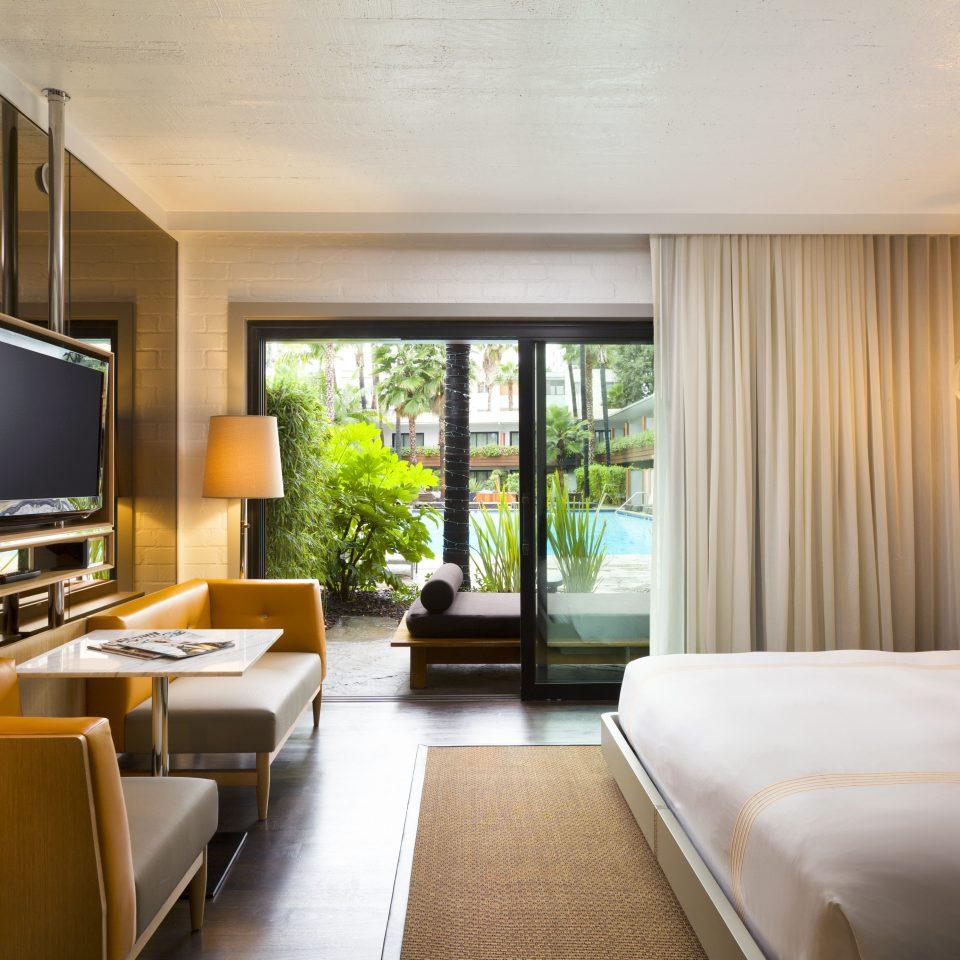Luxury property condominium living room Suite home