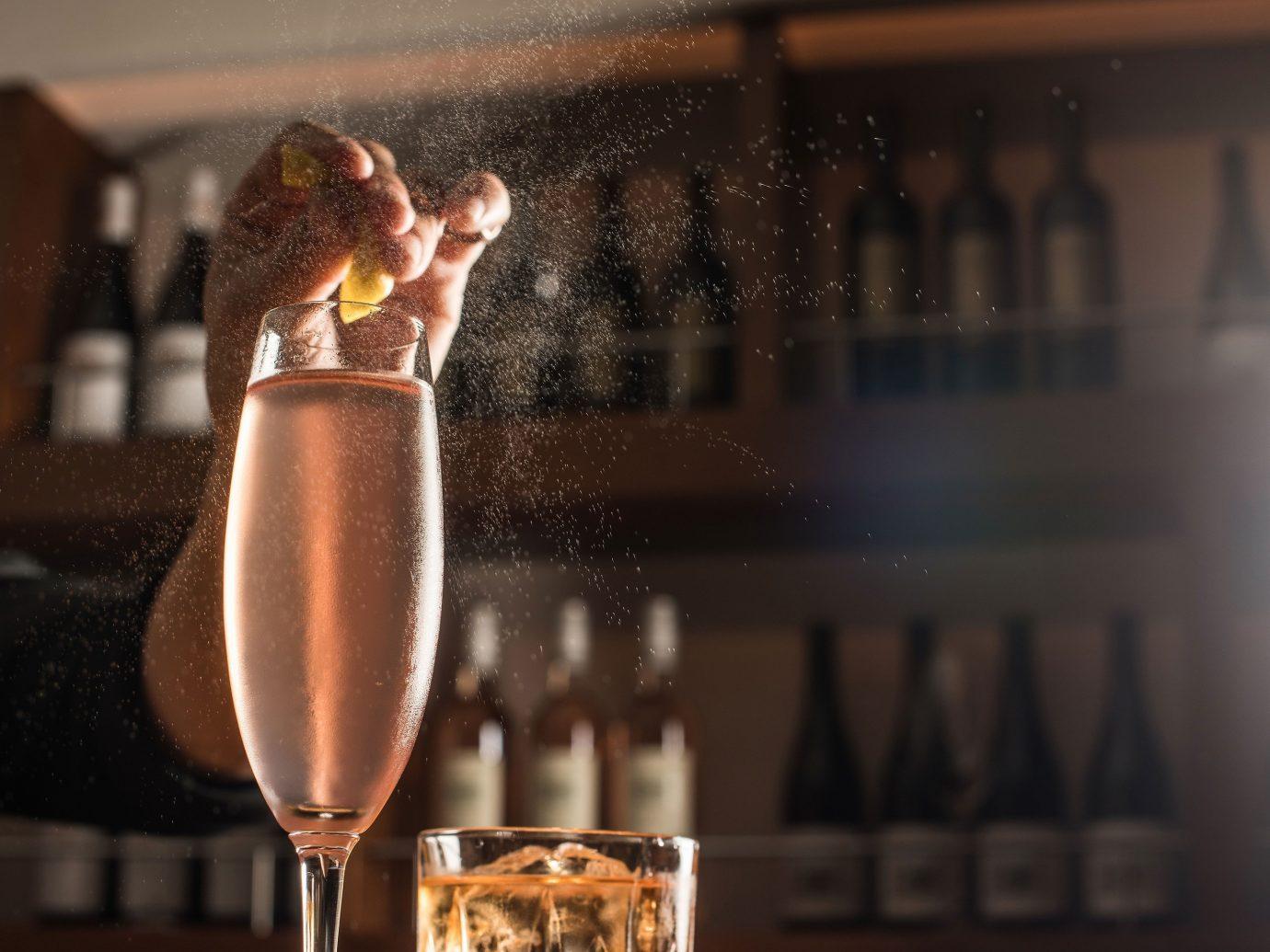 Summer Series indoor wine table Drink glass alcoholic beverage sense distilled beverage cocktail half Bar