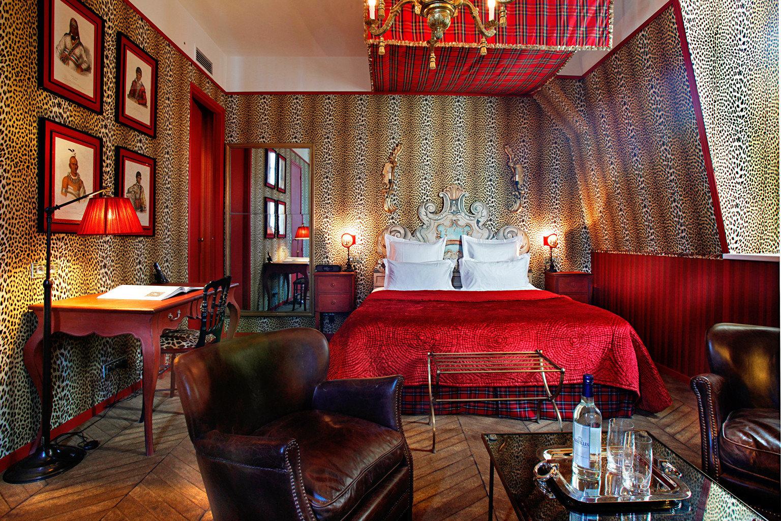 7 Most Romantic Hotels In Paris Jetsetter