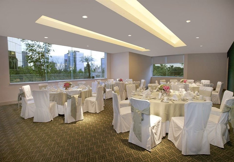function hall banquet restaurant ballroom conference hall Modern