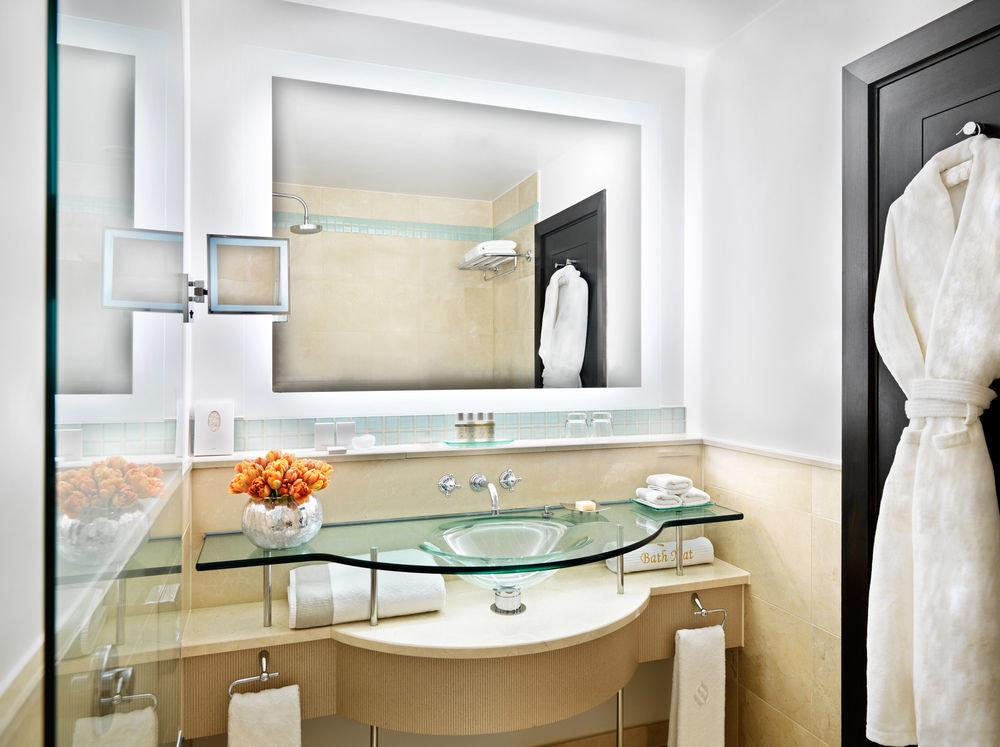 bathroom mirror sink home lighting cabinetry bathroom cabinet living room toilet Modern