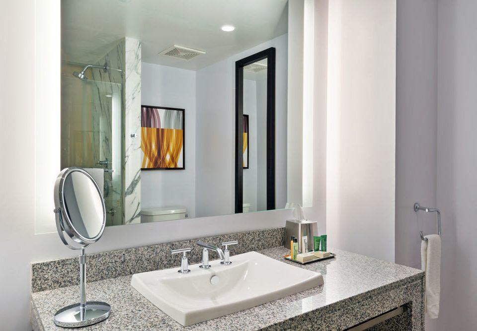 bathroom sink mirror property home toilet flooring double bathroom cabinet Modern