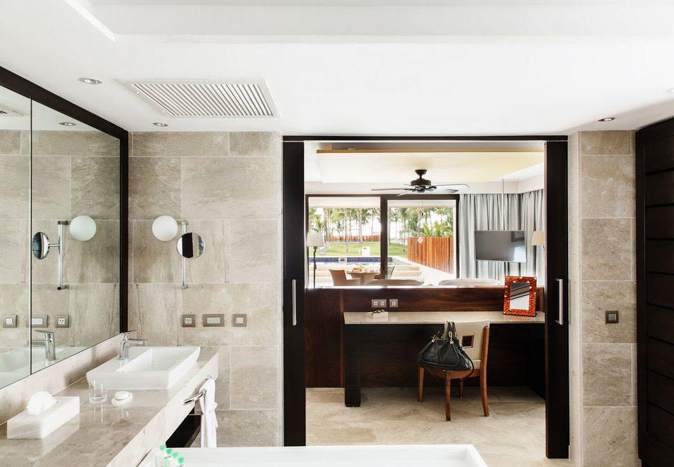 property home sink bathroom cabinetry Modern