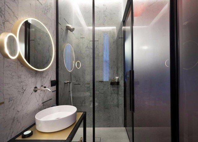 bathroom toilet plumbing fixture public toilet door stall public Modern