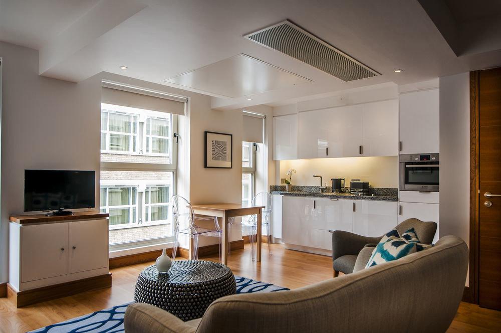 property living room home hardwood condominium cabinetry Modern