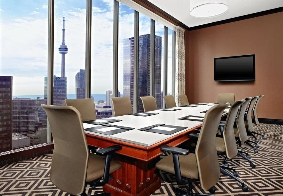 chair conference hall office condominium Modern conference room dining table