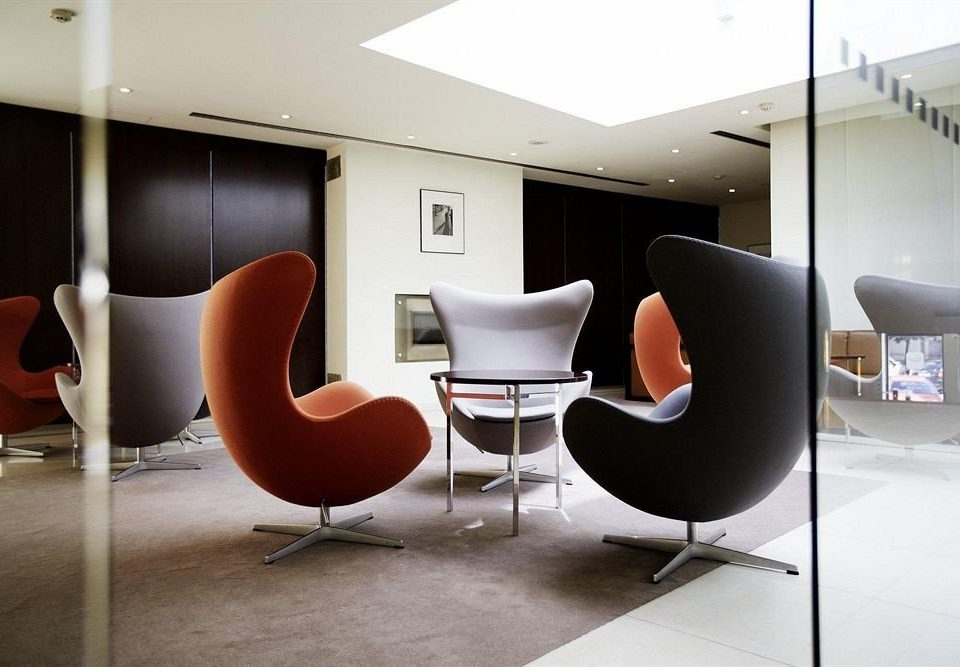 chair waiting room desk office living room conference hall Modern