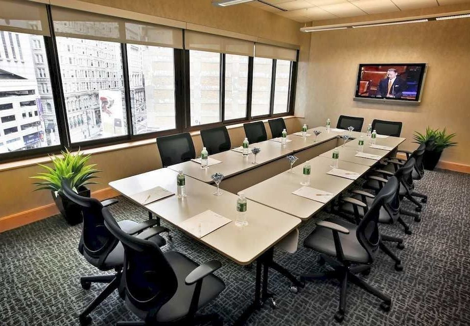 property conference hall office classroom recreation room conference room Modern