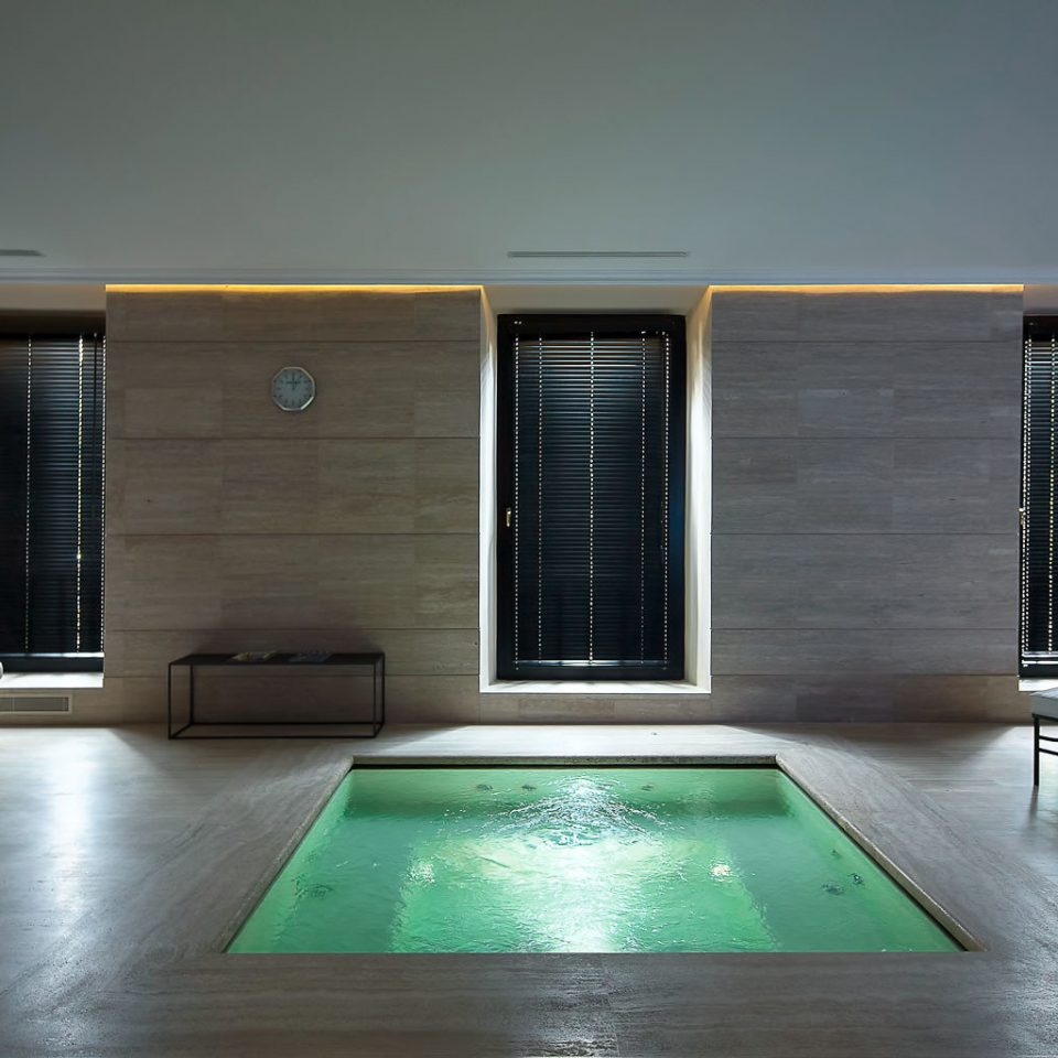 swimming pool property house lighting home daylighting condominium professional living room Modern
