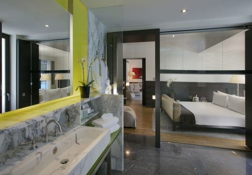 property condominium home living room loft Modern