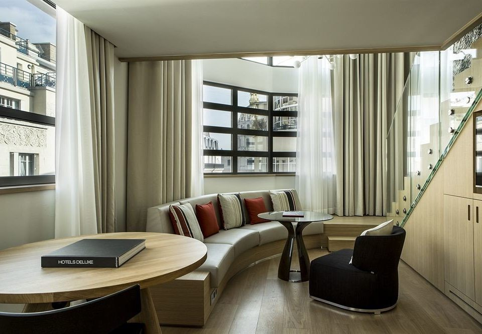 property living room condominium home office Modern