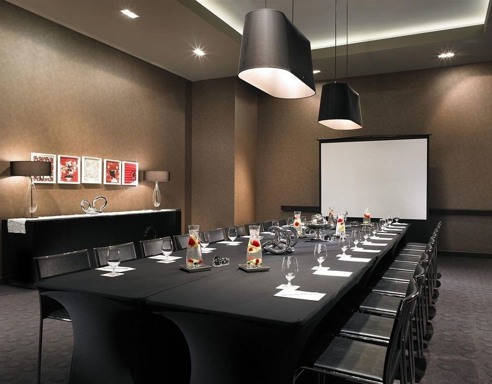 conference hall restaurant lighting function hall Modern