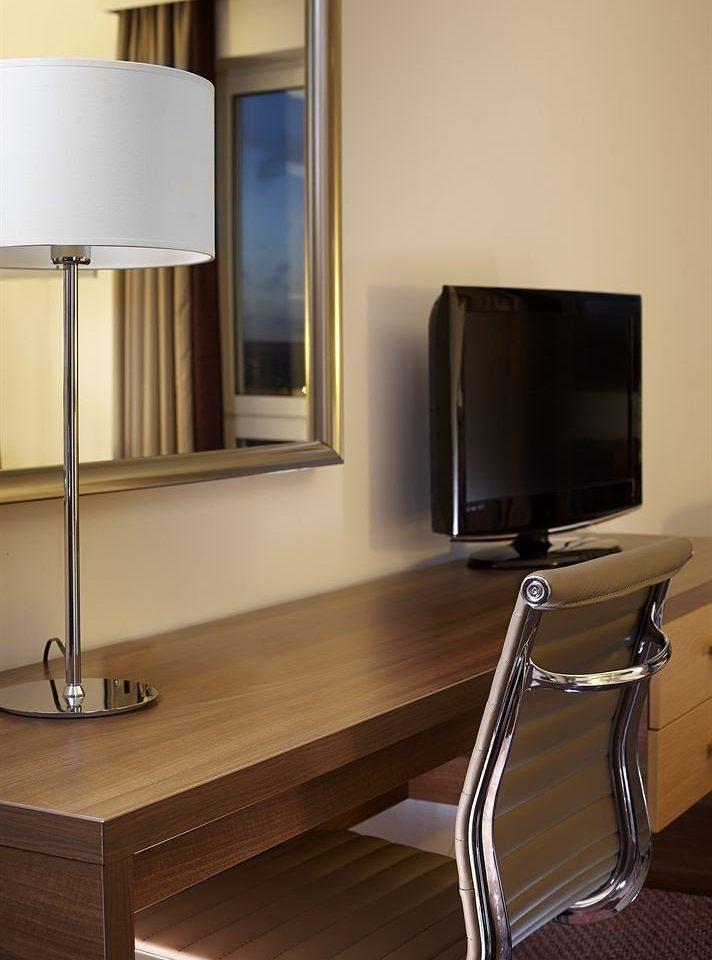 hardwood living room lighting flooring wood flooring desk Modern dining table console table