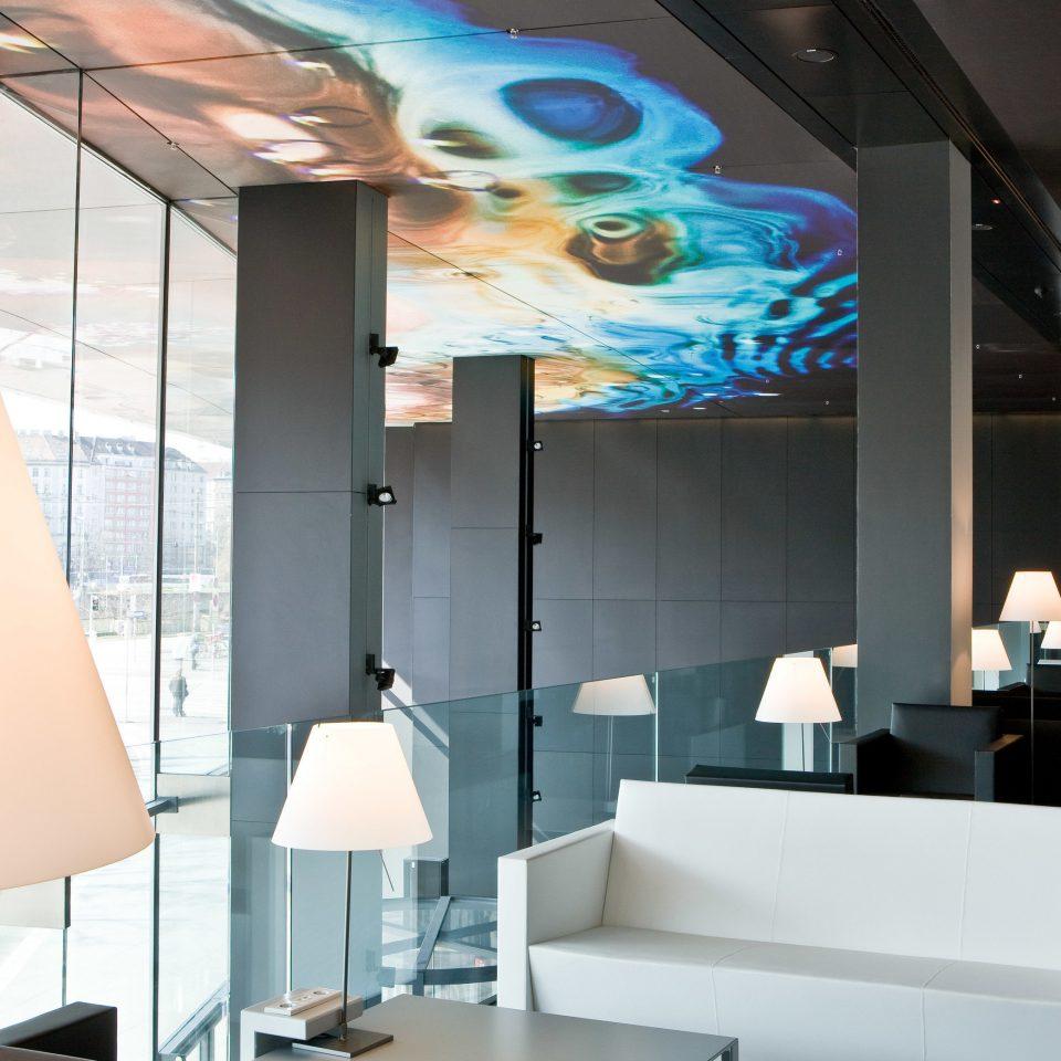 white lighting daylighting glass Modern