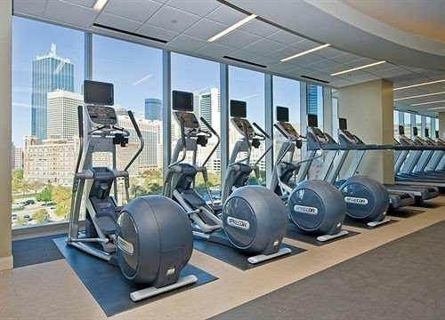 structure gym sport venue physical fitness Modern