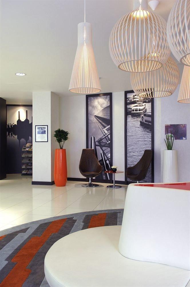 property living room white home lighting Modern