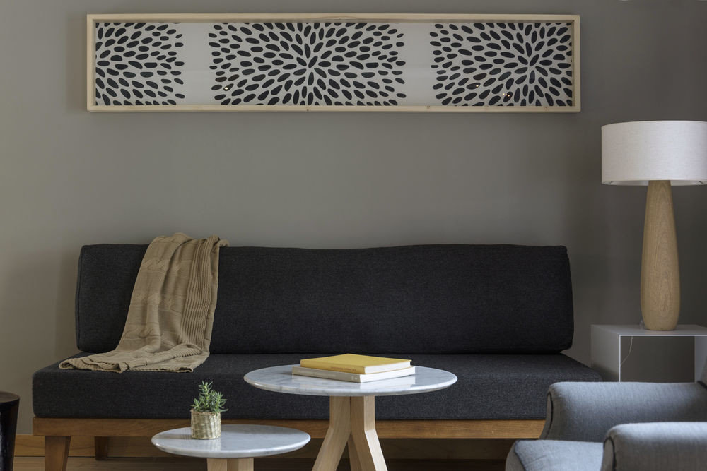 sofa living room lighting Modern seat