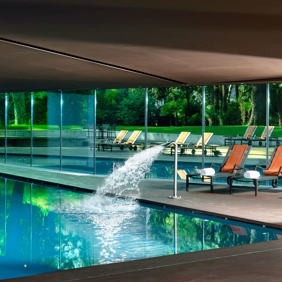 Modern Pool leisure swimming pool reflecting pool condominium Resort