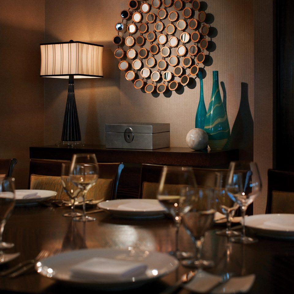 Modern Resort restaurant lighting lamp cluttered