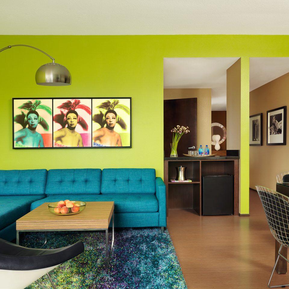 Modern Resort color living room property home