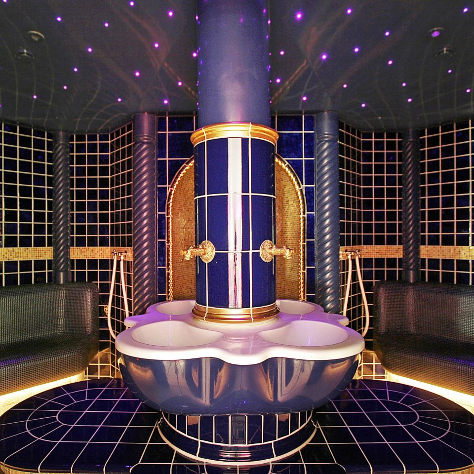 Modern Resort Spa Wellness stage theatre nightclub screenshot amusement park scenographer metal