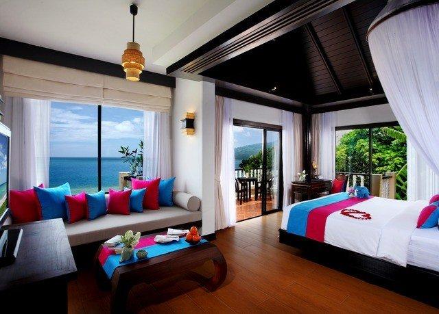 property Resort living room Suite Villa home cottage condominium Modern