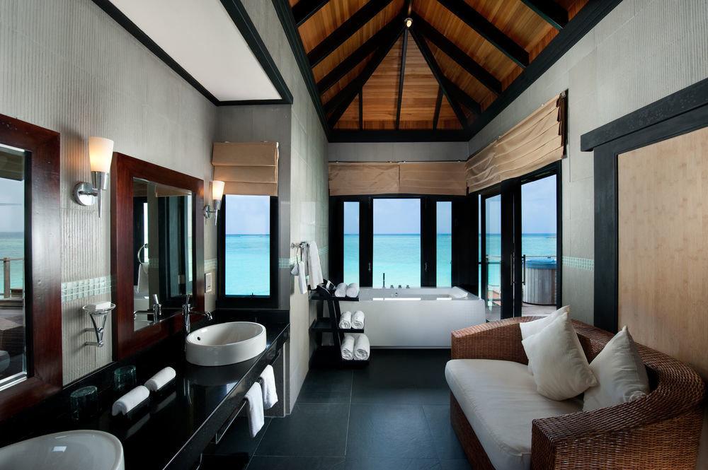 property house Suite home condominium cottage Resort living room Villa Modern