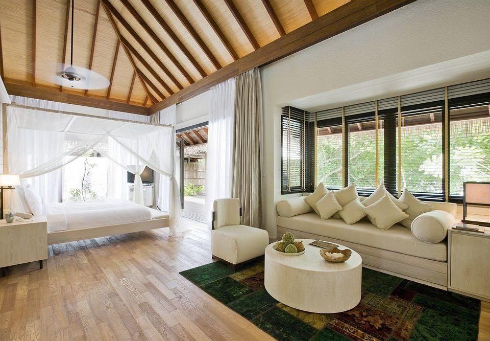 property building living room home Villa Suite Resort cottage condominium farmhouse tub Modern bathtub stone