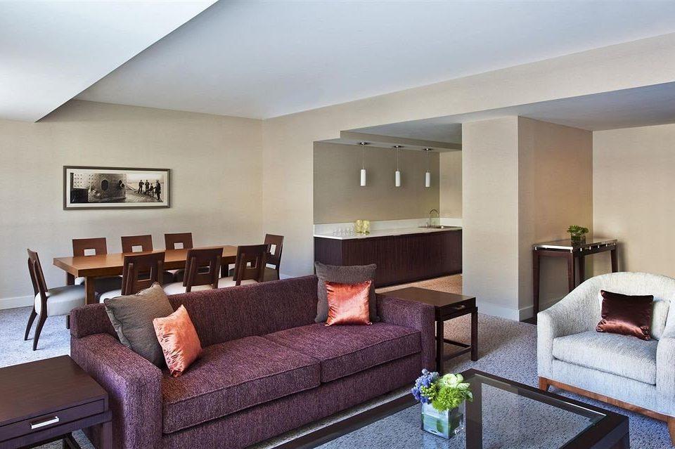 sofa property Suite living room condominium Villa Resort flat lamp Modern