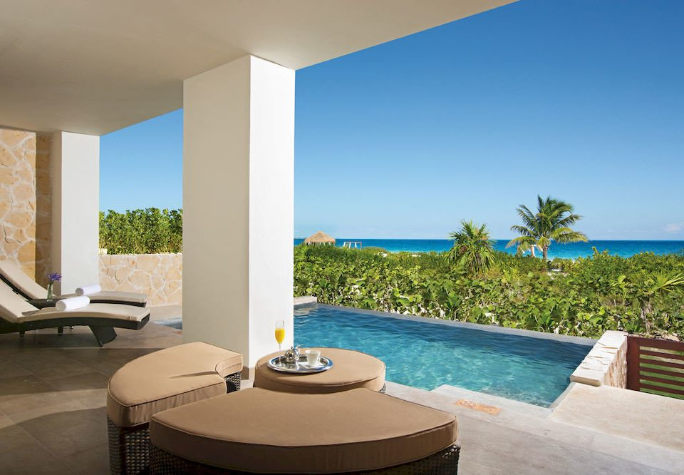 property swimming pool condominium Villa house home Suite overlooking Modern Resort