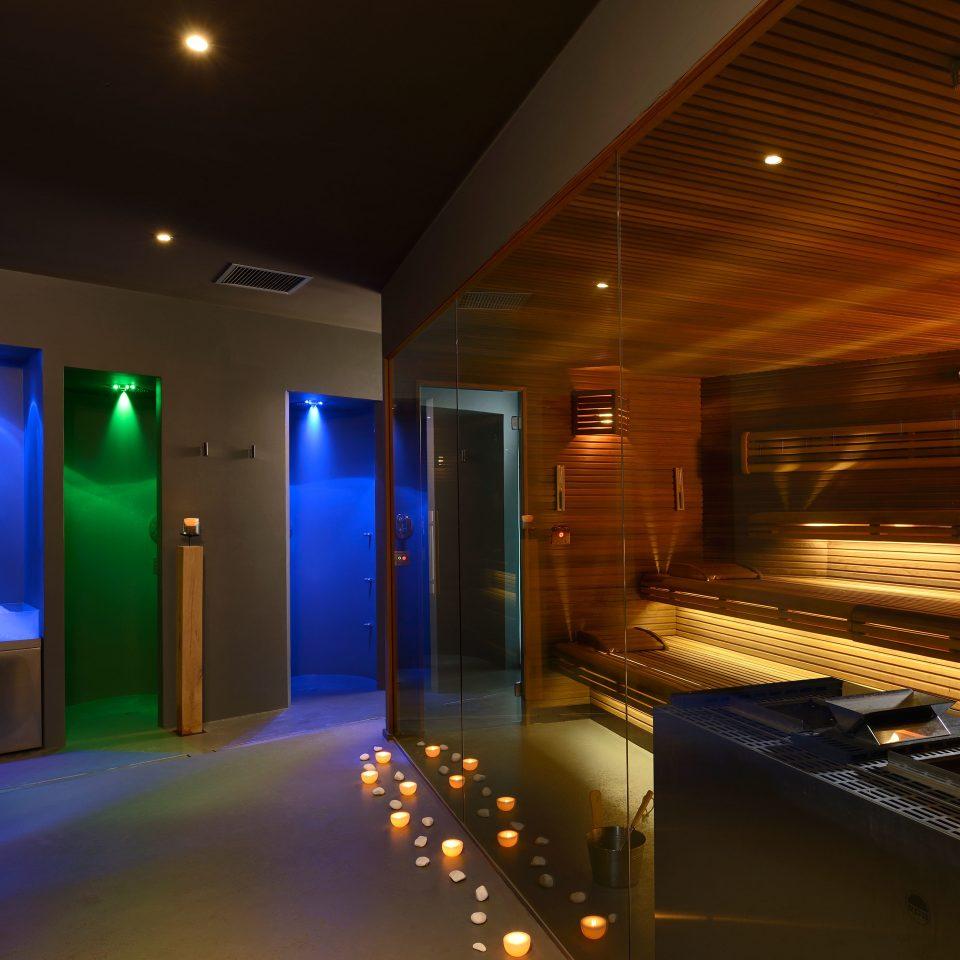 Modern Spa lighting recreation room auditorium swimming pool light