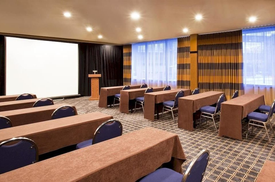 conference hall auditorium convention center meeting function hall Suite Modern conference room