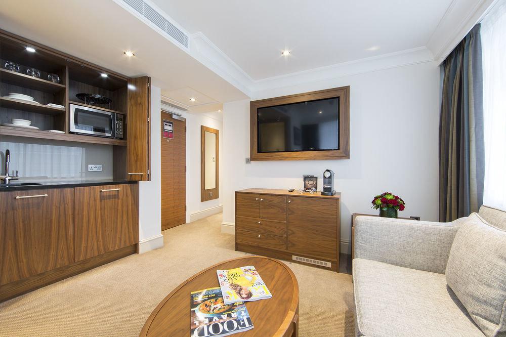 property home living room hardwood cottage Suite condominium basement hard flat Modern