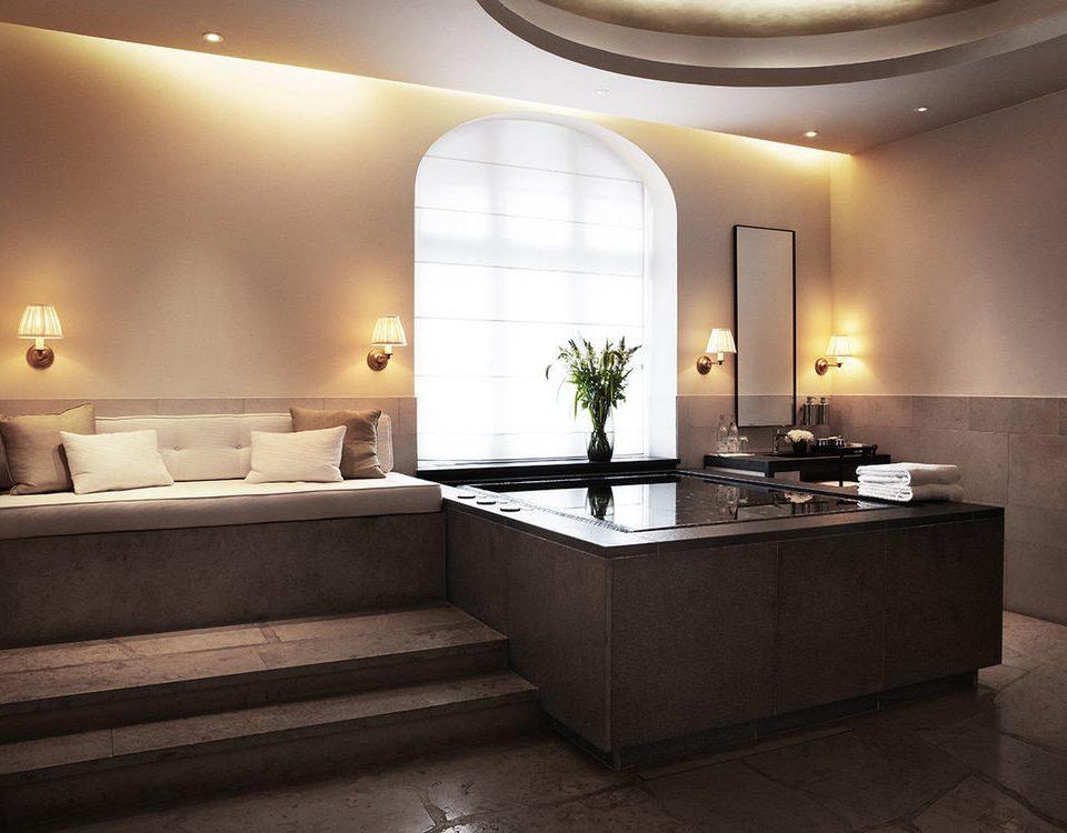 bathroom property bathtub home Suite lighting plumbing fixture living room Modern