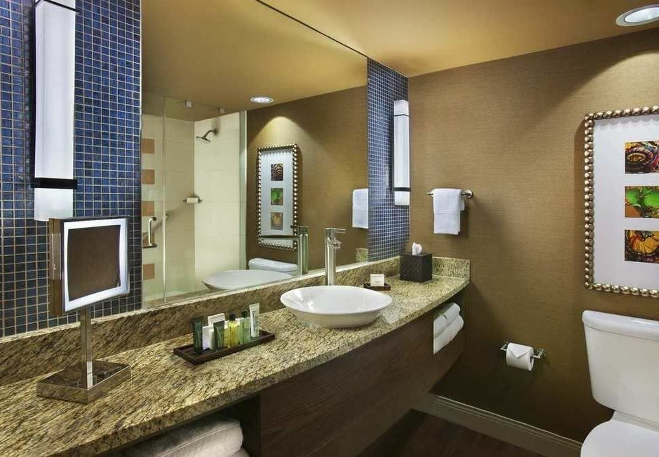 bathroom sink property condominium home counter cottage Suite Modern public