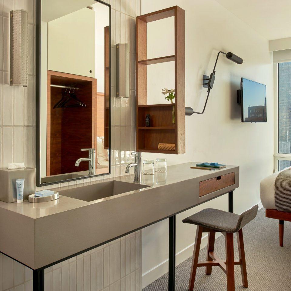 property bathroom home Suite condominium Modern