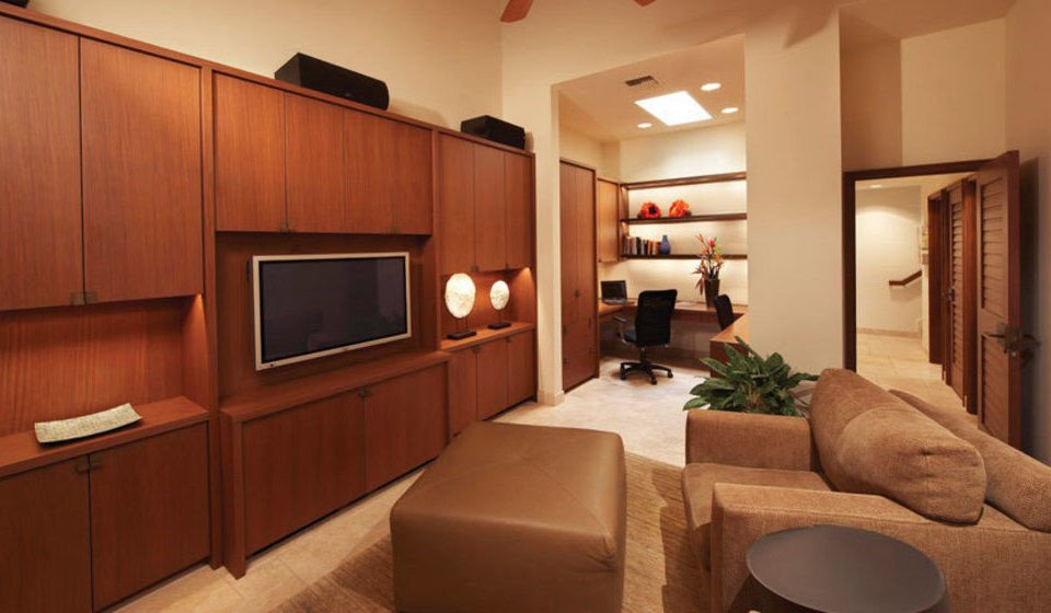 cabinet property home Suite cottage living room cabinetry condominium Modern